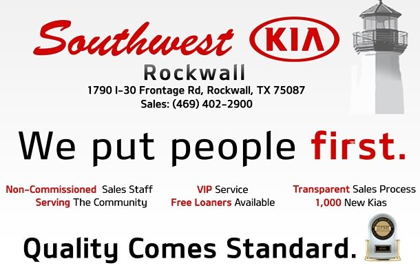 Southwest Kia Rockwall >> Southwest Kia Rockwall Planet Rockwall Rockwall Tx