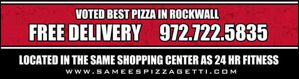 Samees pizza rockwall