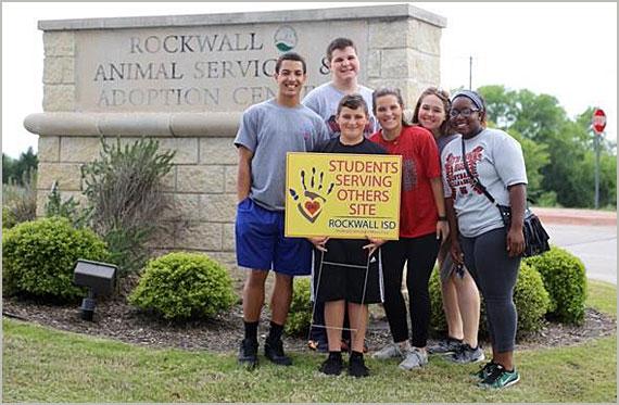 SSO Rockwall Students