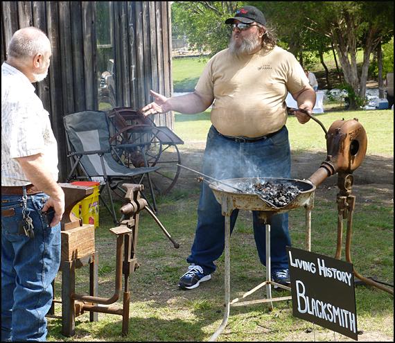 blacksmith history