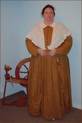 Rockwall Historical dress
