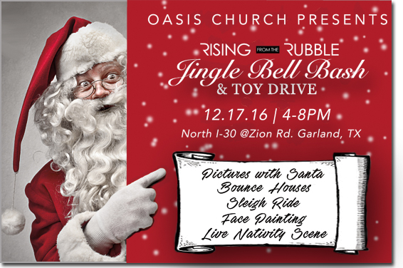 Jingle Bell Bash Oasis Church