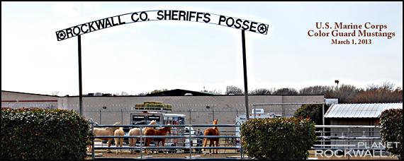 Sheriff Posse Arena Rockwall