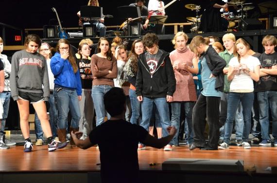 rockwall high school theater Tommy