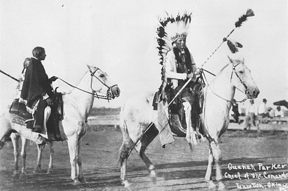 The Cynthia Ann and Quanah Parker Exhibit