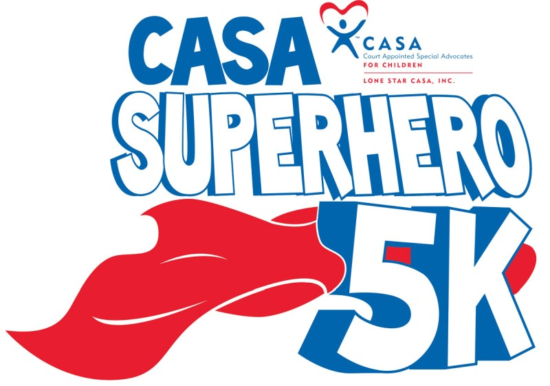 Lone Star Casa Superhero 5k Fun Run and Kids Super Dash @ Rockwall City Hall | Rockwall | Texas | United States