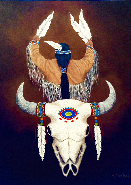 Doug Agee Native American Art Rockwall