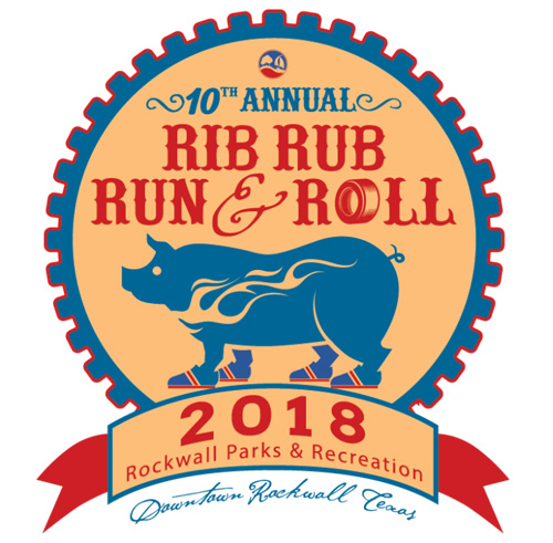 Rib Rub, Run & Roll @ Downtown Rockwall | Rockwall | Texas | United States
