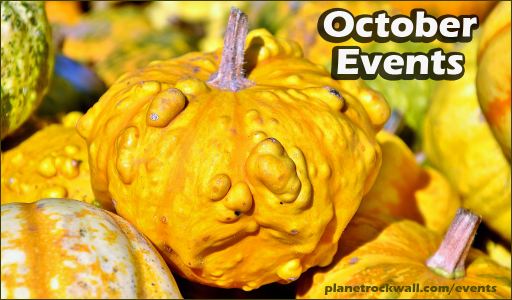 Events | October in Rockwall