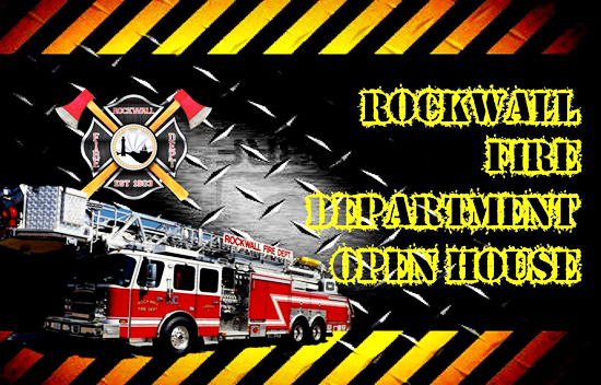 CANCELLED | Rockwall Fire Dept Open House @ Rockwall Fire Department Station 2 | Rockwall | Texas | United States