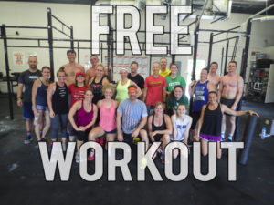 FREE Workout at CrossFit Rockwall @ Crossfit Rockwall @ 407 S Goliad St. @   Suite D | Rockwall | Texas | United States