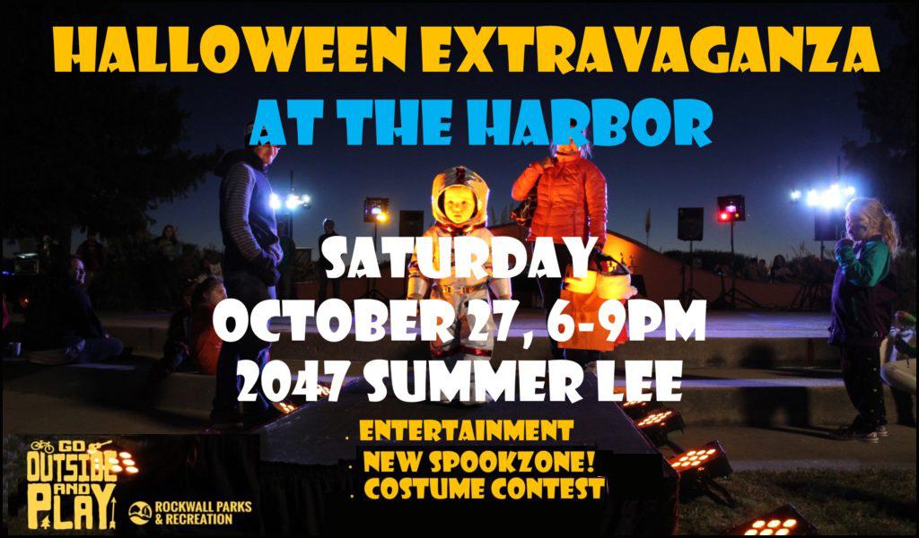 Halloween Extravaganza | Rockwall Harbor