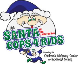 Santa Cops 4 Kids 5K, 10K, 1 Mile Fun Run @ City Hall / Downtown Rockwall | Rockwall | Texas | United States