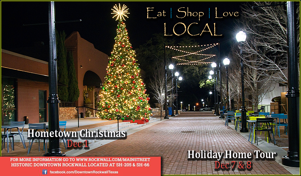 Christmas in Downtown Rockwall