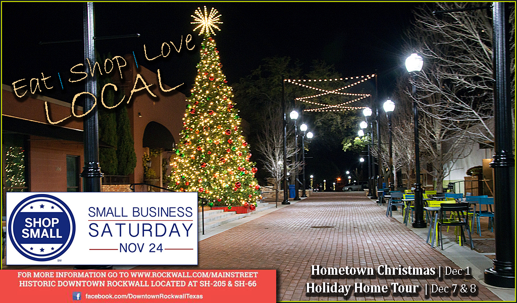Small Business Saturday | Nov 24