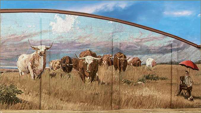 """Terrell Mural Day Dedication 