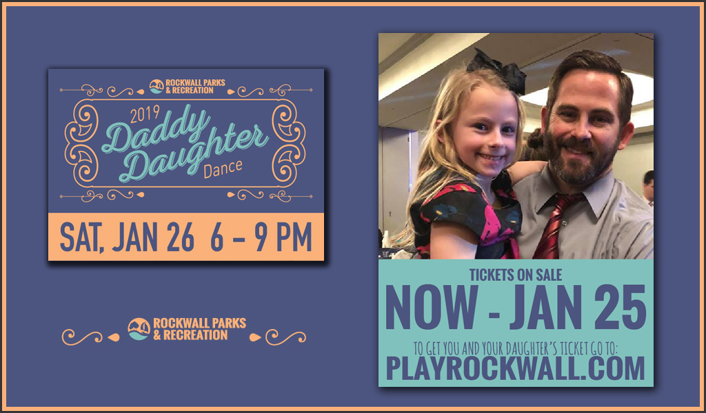 Daddy Daughter Dance | Rockwall