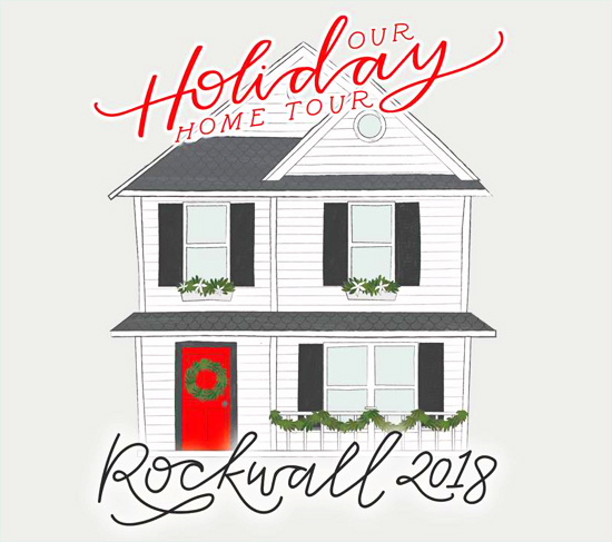 Rockwall Historic Holiday Home Tour @ Rockwall Historic Holiday Homes