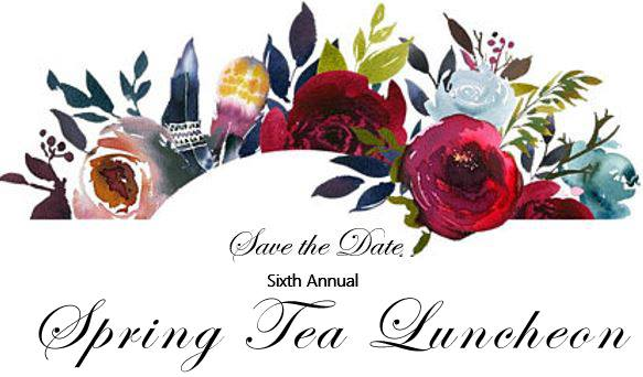 Spring Tea Luncheon @ Hidden Creek Events   Heath   Texas   United States