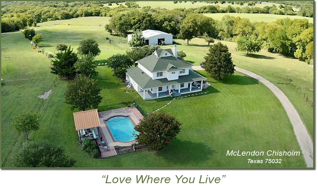 Rockwall County Real Estate