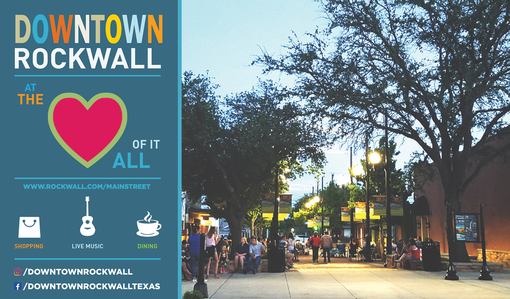 Shop Local | Historic Downtown Rockwall