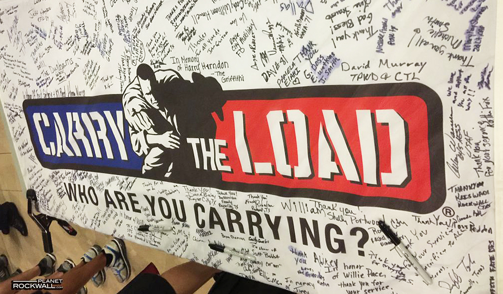 Carry The Load Relay Team in Rockwall County