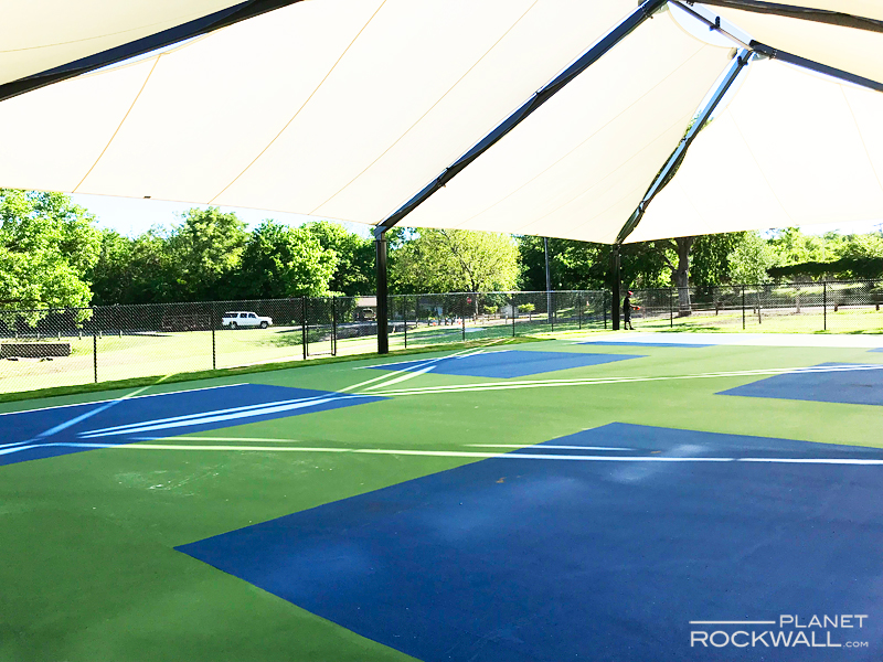 Pickle Ball Courts | Ribbon Cutting @ Harry Myers Park | Rockwall | Texas | United States