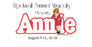"Rockwall Summer Musicals | ""Annie"" @ Utley Middle School 