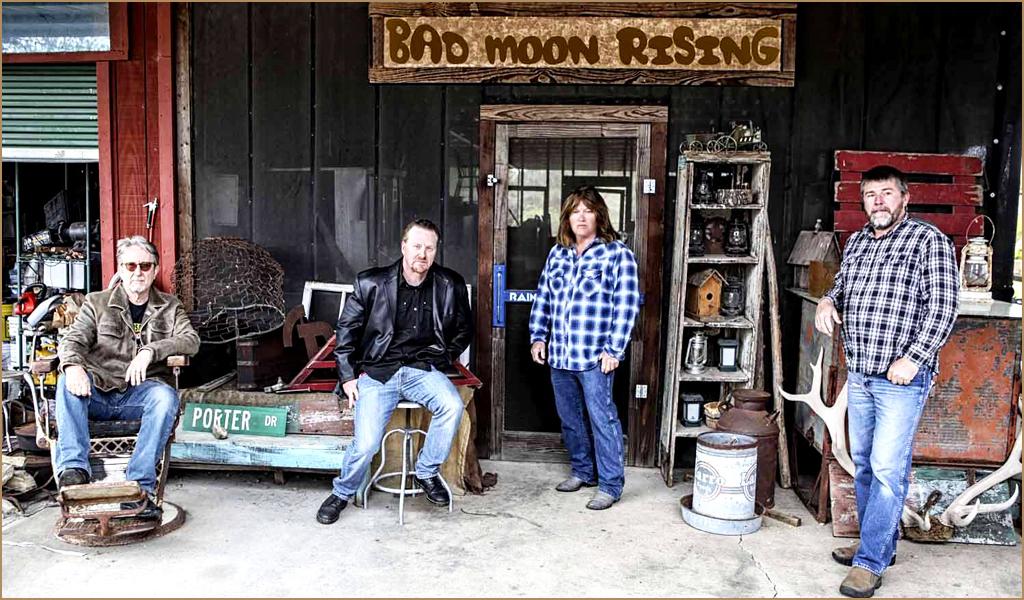 Bad Moon Rising @ Rockwall Harbor
