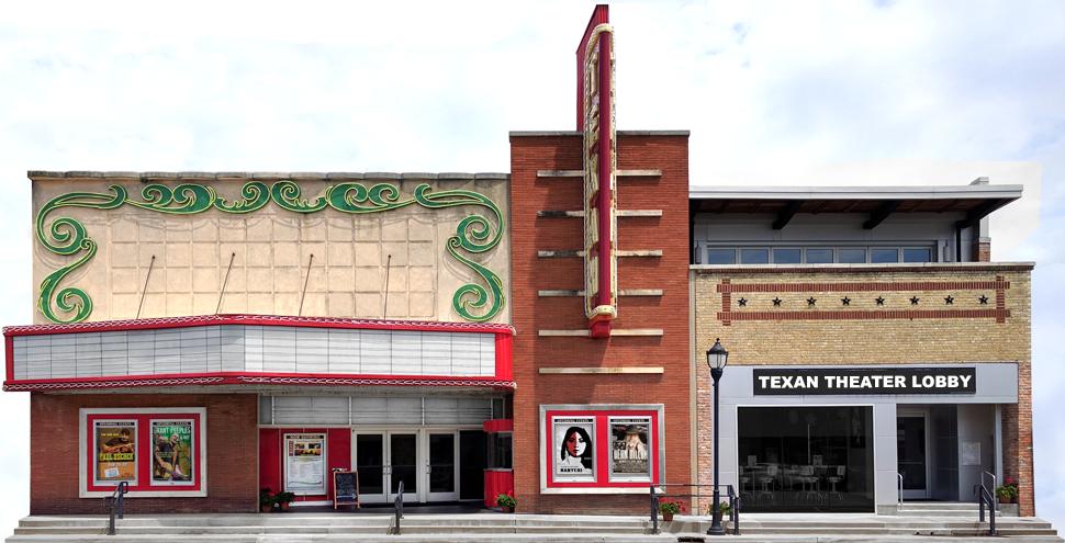Texan Theater Greenville TX