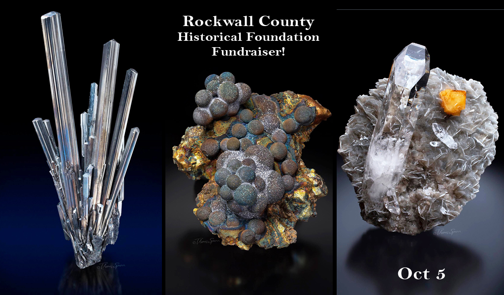 Minerals, Crystals & Rarities!