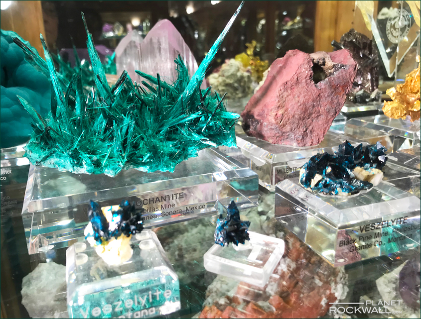 Minerals, Crystals & Rarities | RCHF Brunch Fundraiser @ Private Collection | Rockwall, Texas | Rockwall | Texas | United States