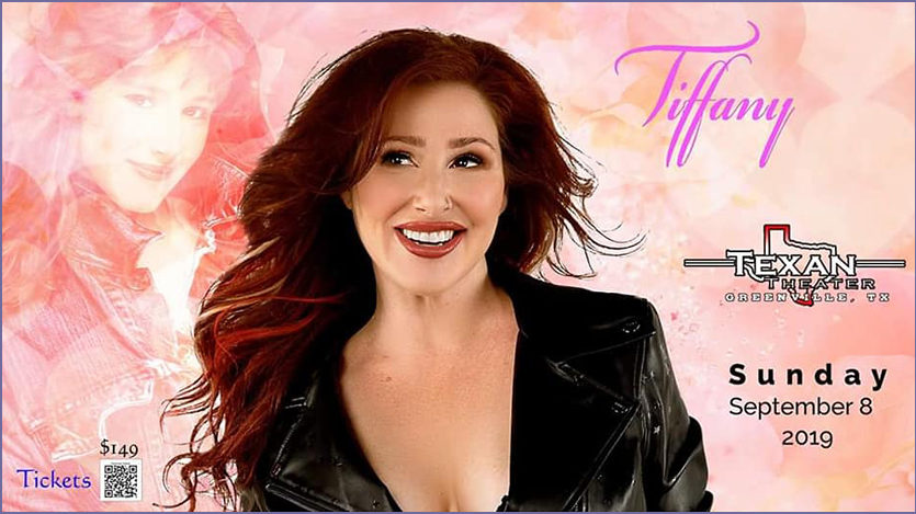 Tiffany Live Music Greenville Texas