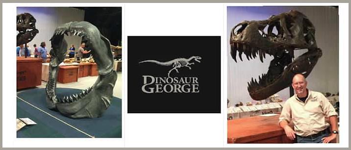 Dinosaur George Traveling Museum @ Grace Hartman Elementary School | Rockwall | Texas | United States