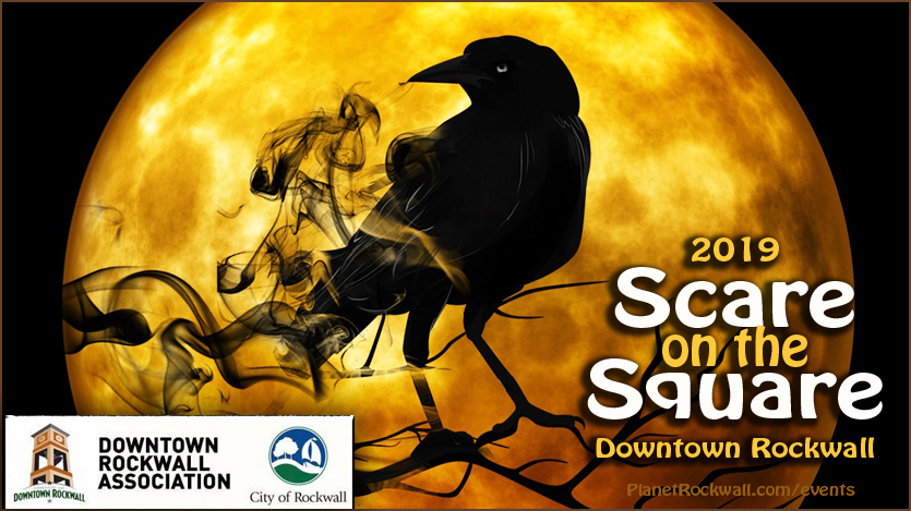 Rockwall Halloween Scare on the Square 2019
