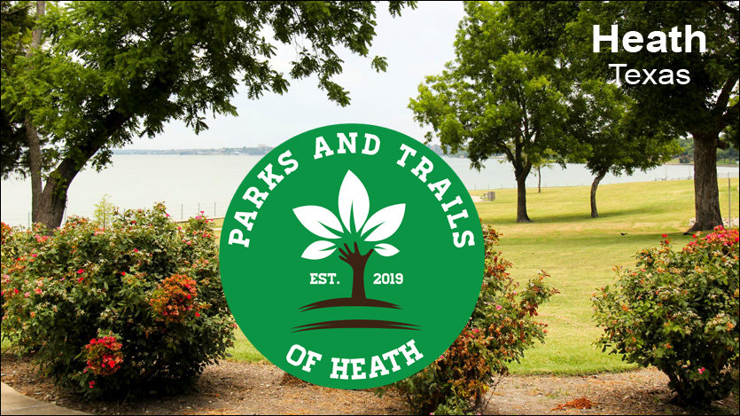 Heath Texas parks and trails