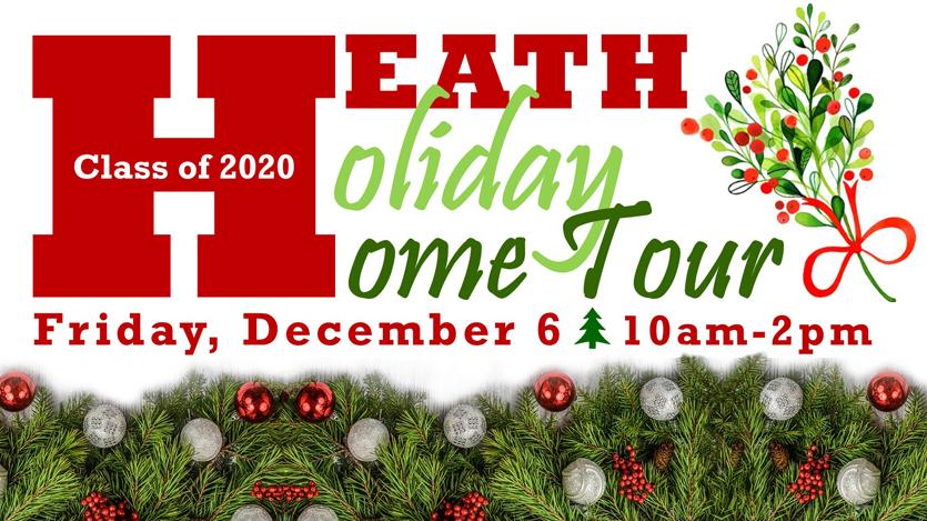 Heath TX Holiday Home Tour