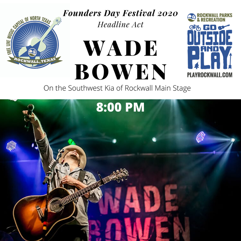 Rockwall Founders Day Festival | CANCELLED @ Harry Myers Park | Rockwall | Texas | United States