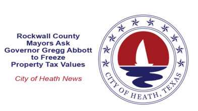 Cityof Heath Rockwqall County Tax News