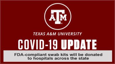 Texas A&M COVID Kits
