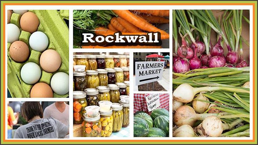 Rockwall Farmers Market 2020