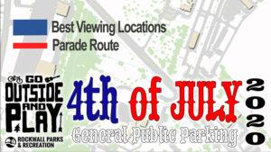 Rockwall 4th of July Parade @ Wilkerson - Sanders Memorial Football Stadium | Rockwall | Texas | United States