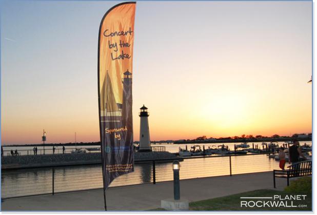 Rockwall Harbor Concert