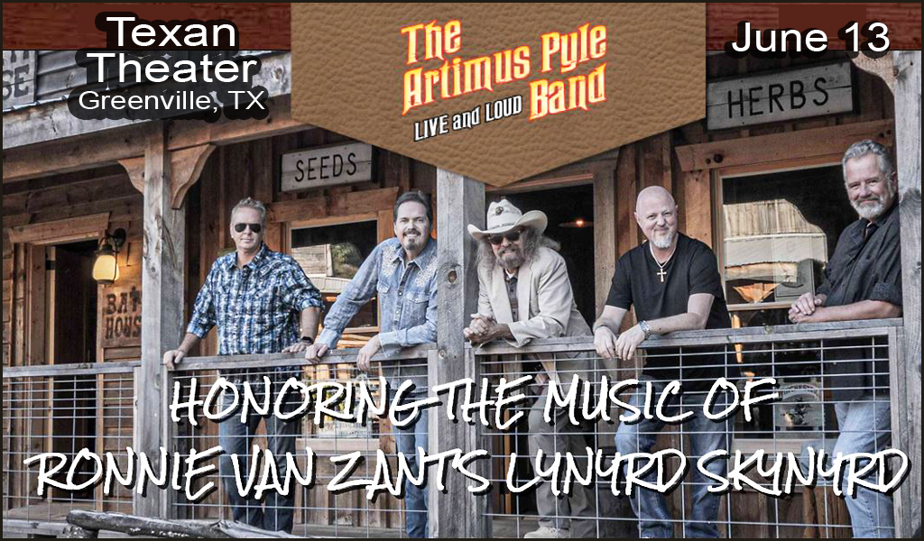 The Artimus Pyle Band   June 13