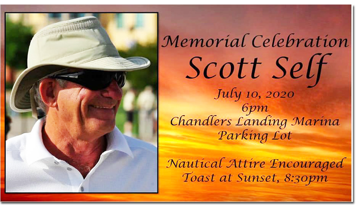 Scott Self Memorial Rockwall