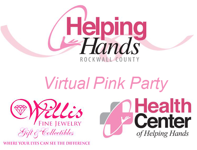 Rockwall Helping Hands Pink Party