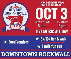 Rockwall Rib Rub, Run & Roll @ Downtown Rockwall | Rockwall | Texas | United States