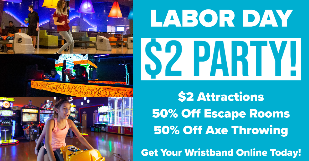 Labor Day $2 Party! @ Shenaniganz | Rockwall | Texas | United States