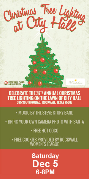 Hometown Christmas Celebration & Rockwall Tree Lighting @ Downtown Rockwall - Historic Square | Rockwall | Texas | United States